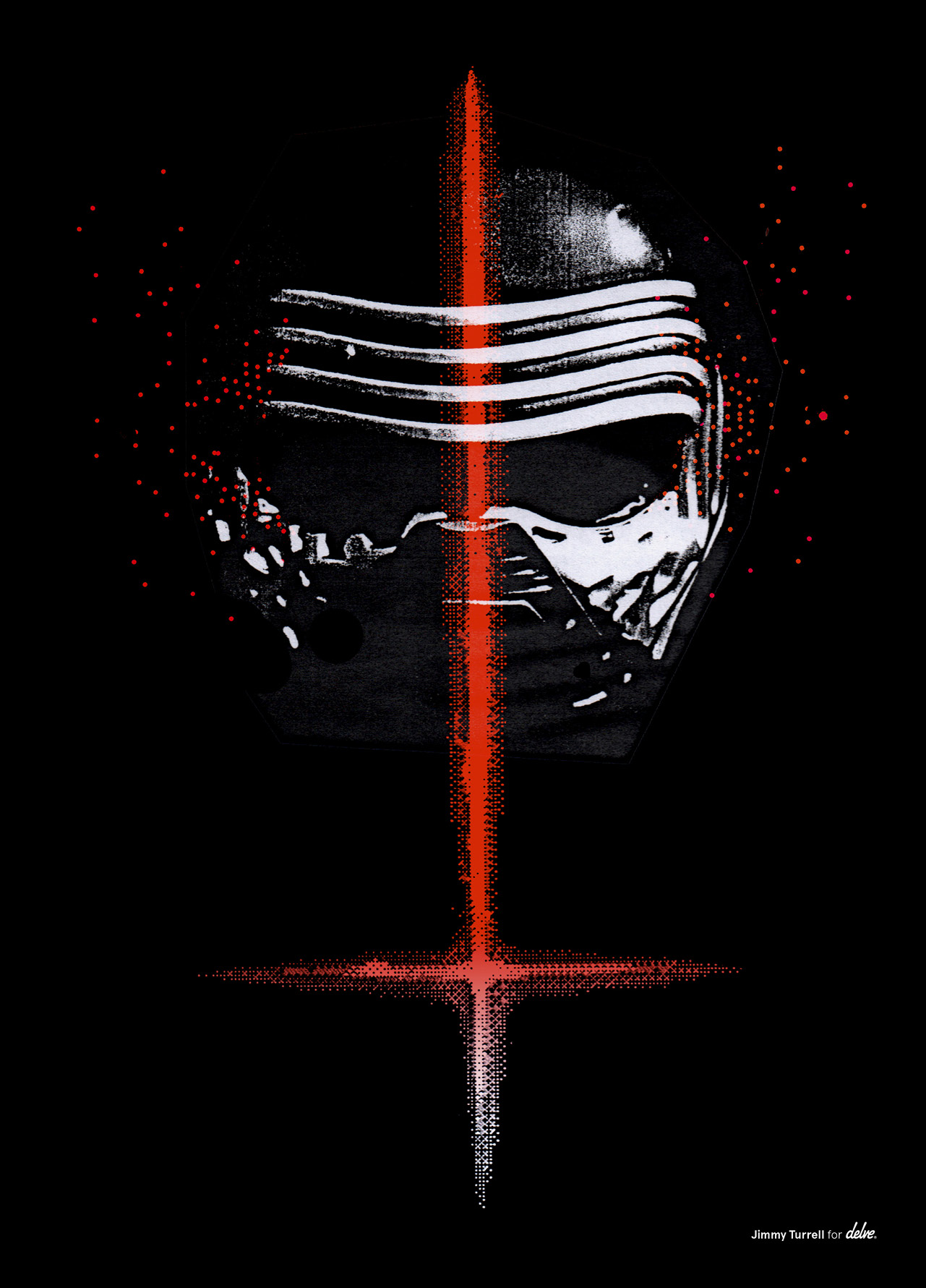 Star Wars: The Force Awakens by Jimmy Turrell