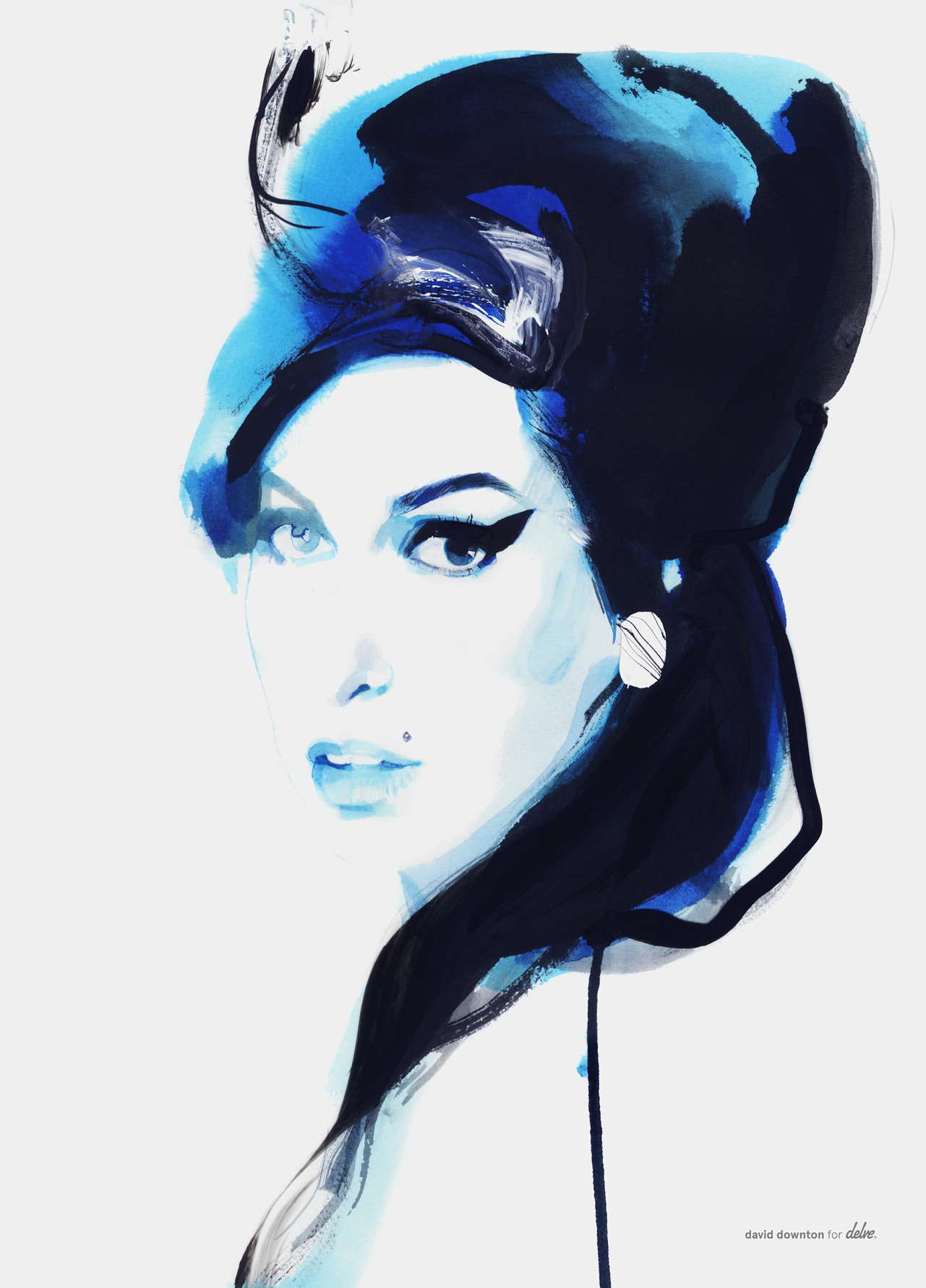 Amy by David Downton