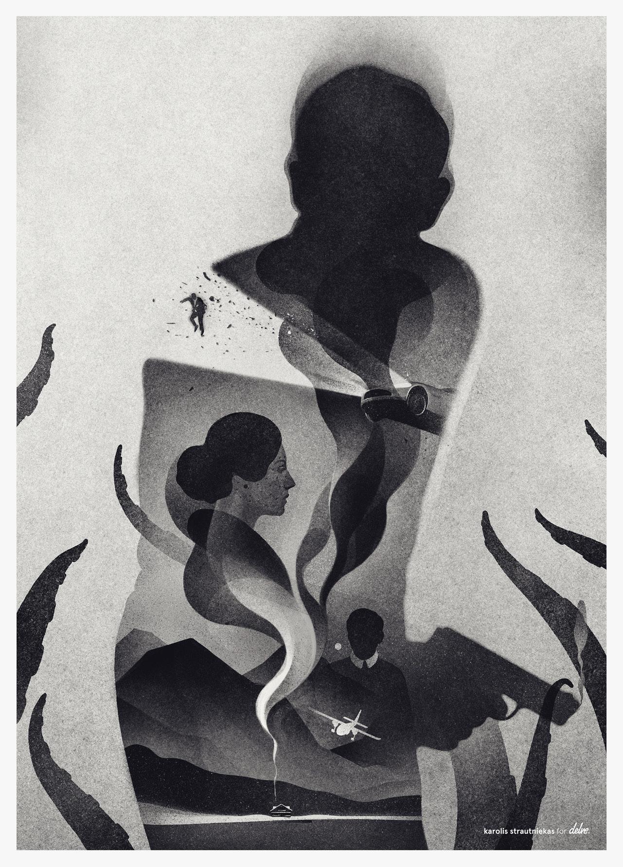 SPECTRE by Karolis Strautniekas