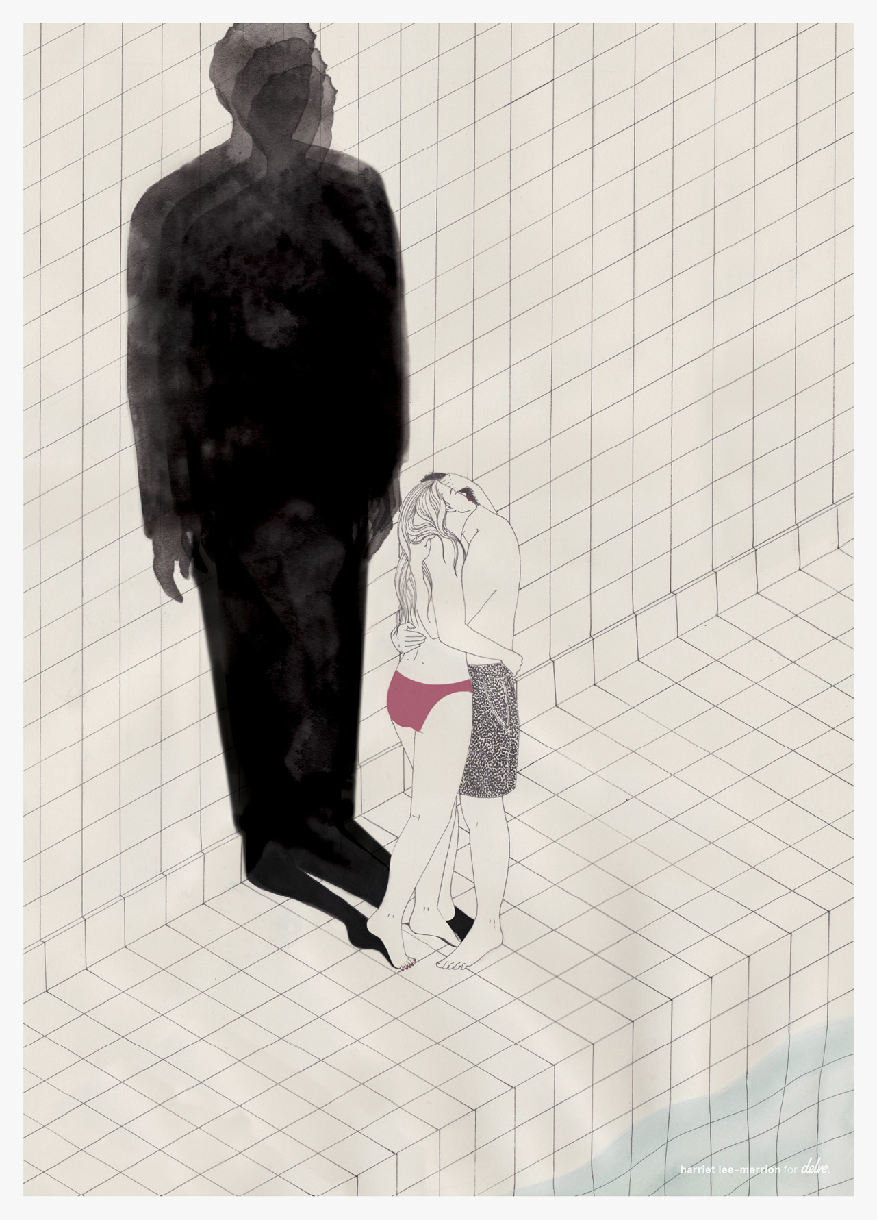 It Follows by Harriet Lee-Merrion