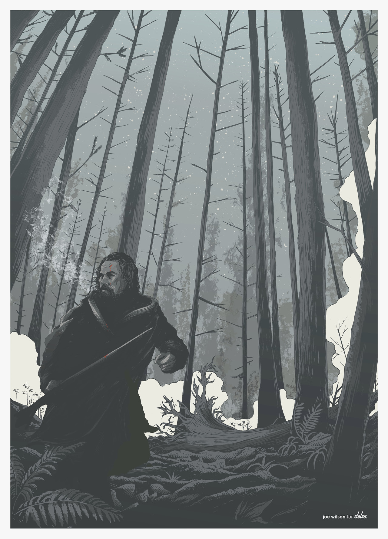 The Revenant by Joe Wilson