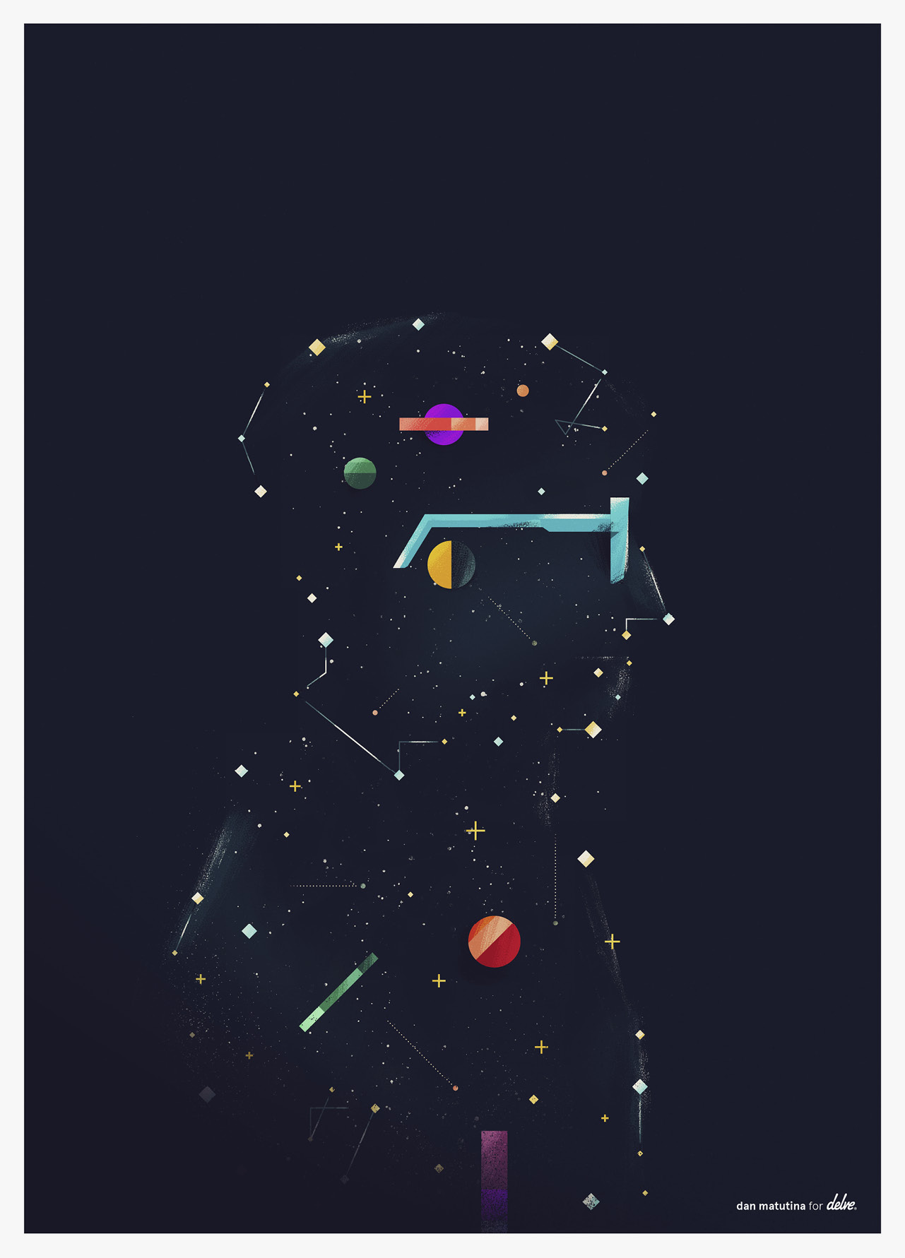The Theory of Everything by Dan Matutina