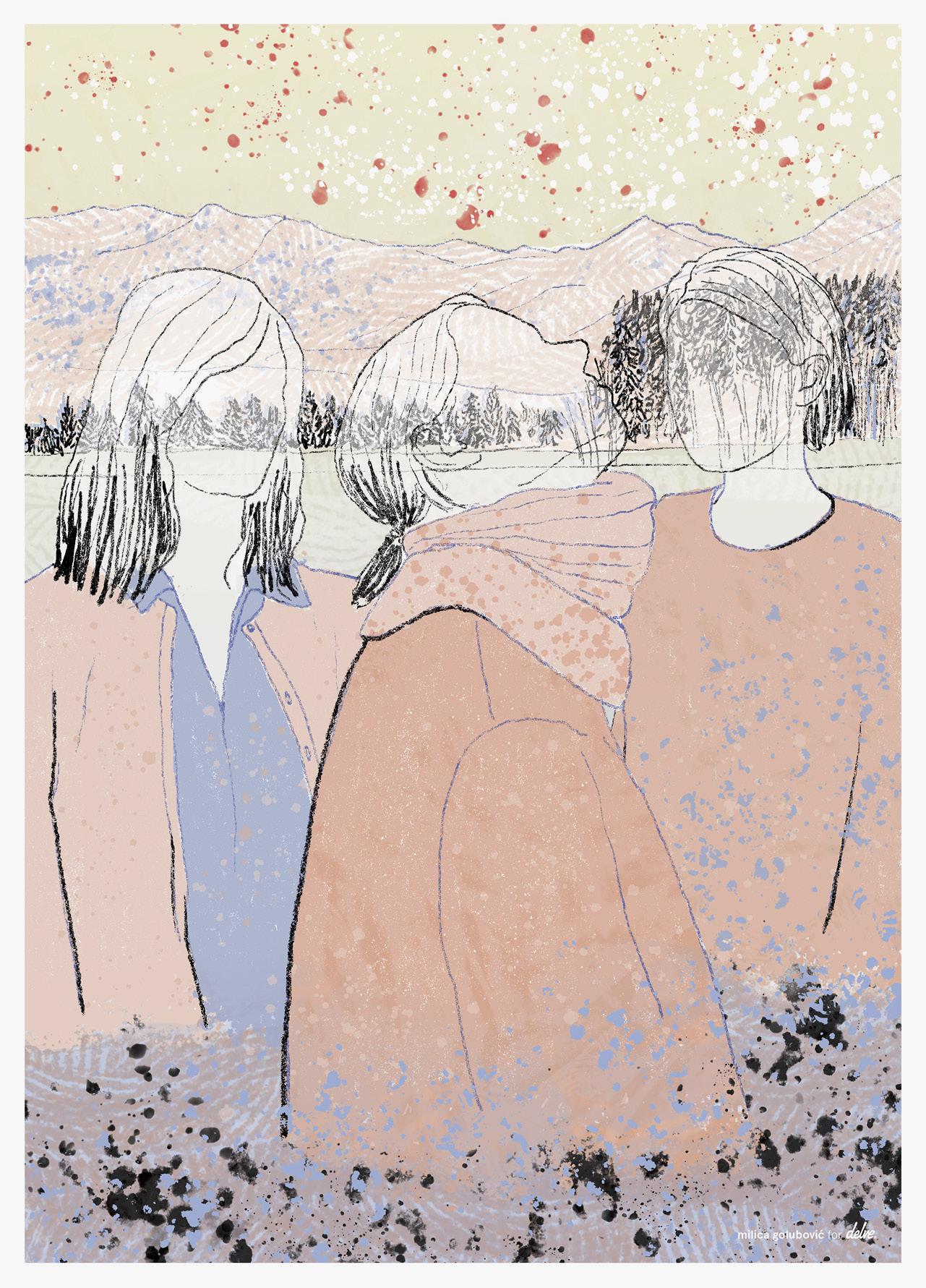 Certain Women by Milica Golubović
